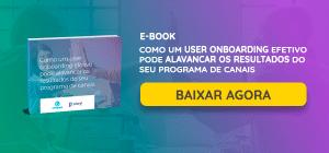 User Onboardingostaria Programa de Parceiros